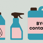 BYO bottle – Detergent refills coming to Wolvercote Community Market!
