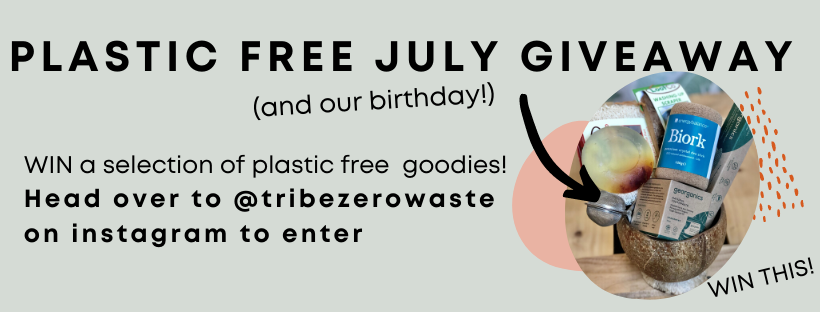 Plastic Free July Giveaway!